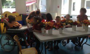 Atelier floral – IME L'Oradou – Mai 2015