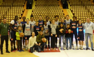 Match Basket France / Croatie – Novembre 2016
