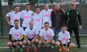Tournoi caritatif du FC Romagnat – Juin 2017