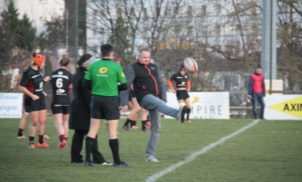 Match ASM Romagnat/Stade Toulousain – Novembre 2017